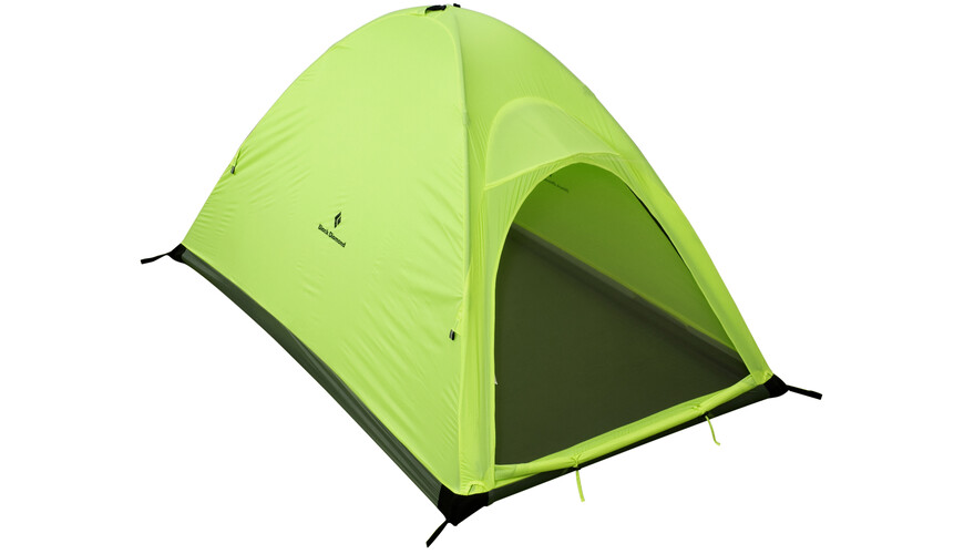 Black Diamond Firstlight tent groen